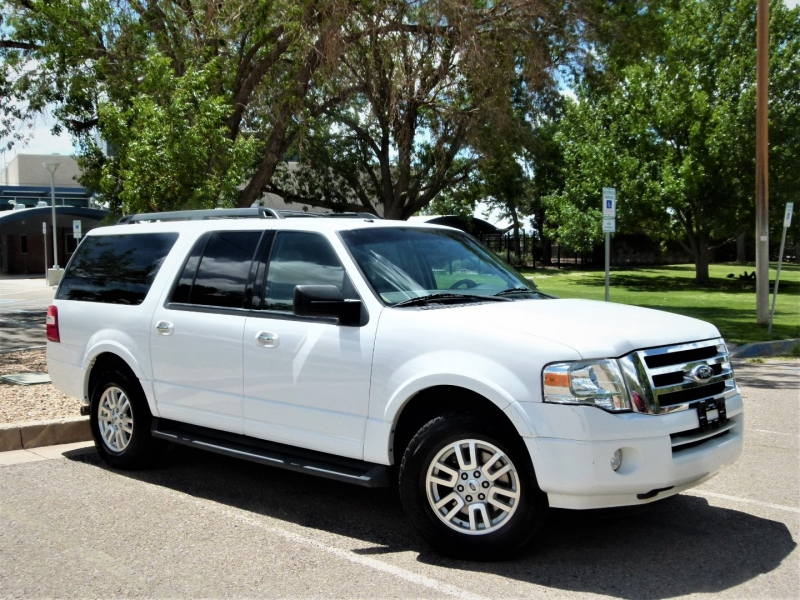 Ford Expedition EL 2012 price $14,600