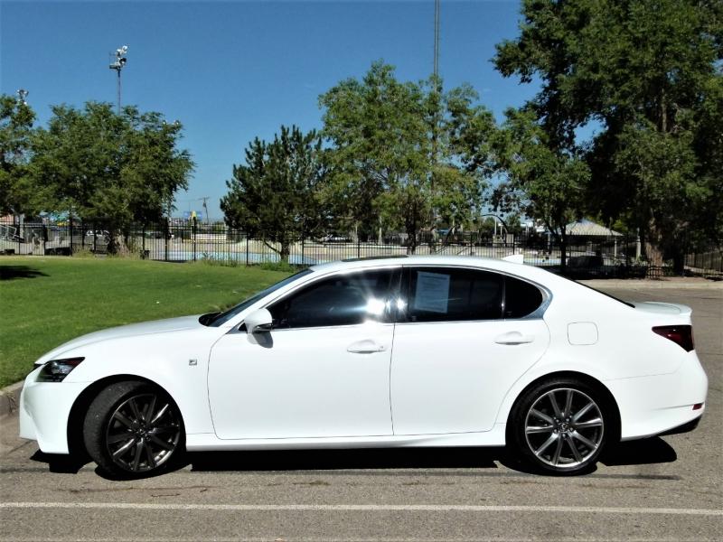 Lexus GS 350 2015 price $25,500