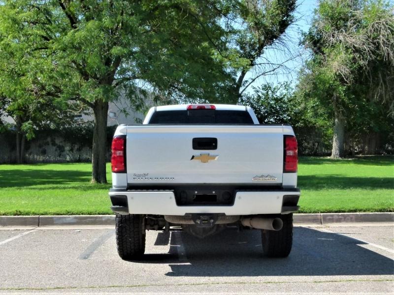 Chevrolet Silverado 3500HD 2018 price $57,000