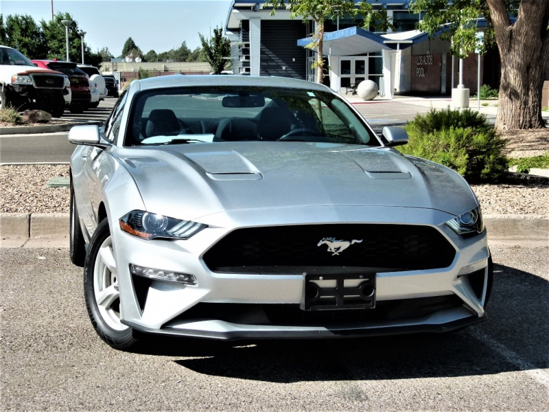 Ford Mustang 2018 price $28,600