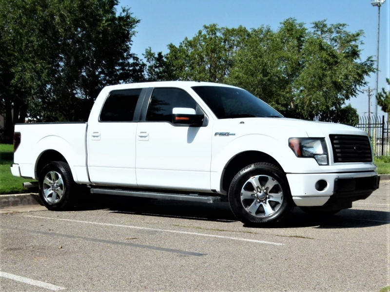 Ford F-150 2012 price $16,800