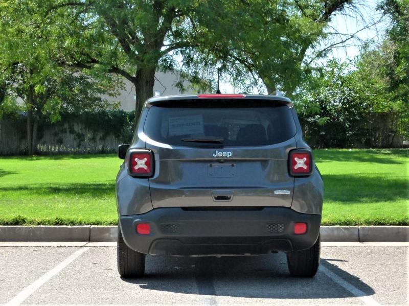 Jeep Renegade 2018 price $22,000