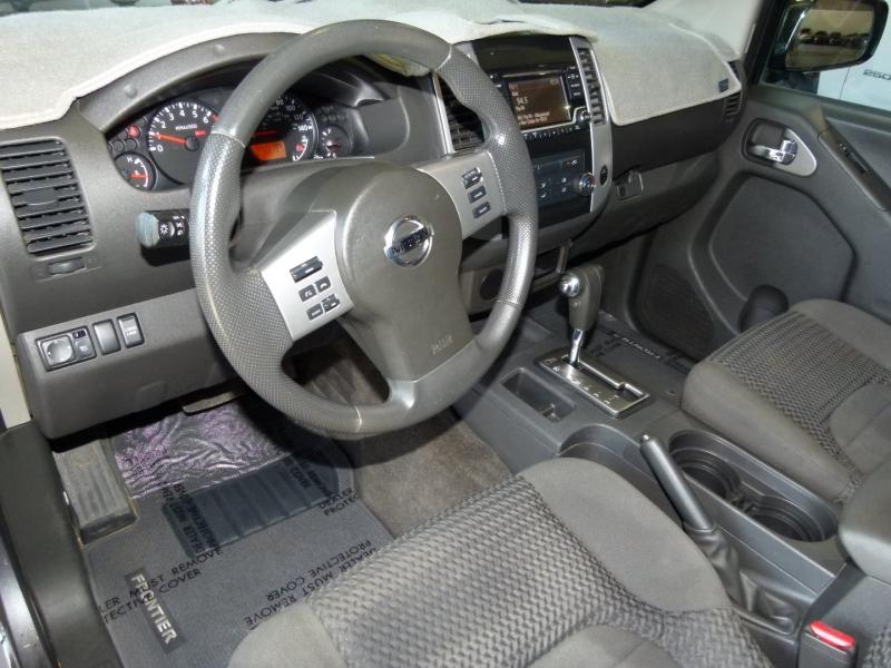 Nissan Frontier 2018 price $18,800