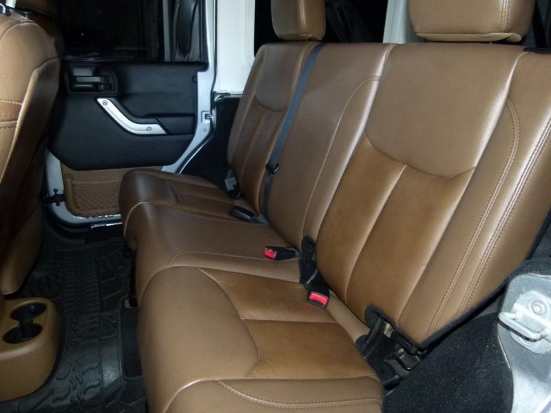 Jeep Wrangler Unlimited 2013 price $29,800