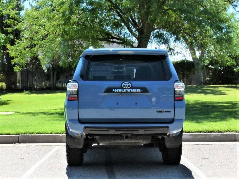Toyota 4Runner 2018 price $42,800