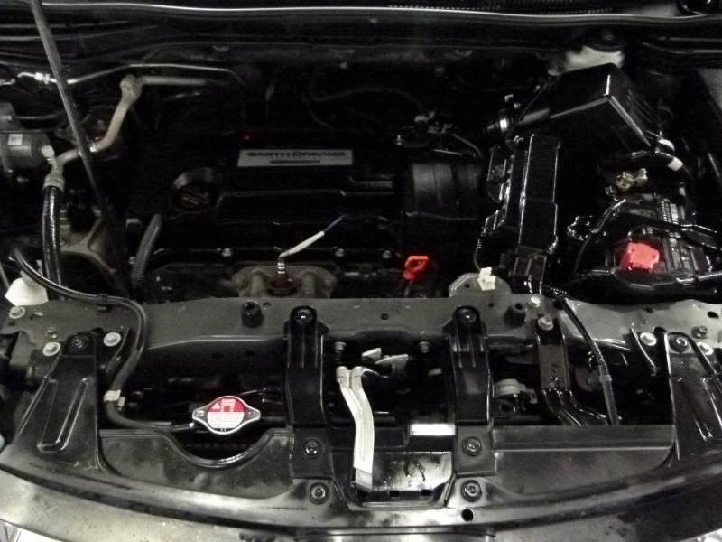 Honda CR-V 2015 price $17,000