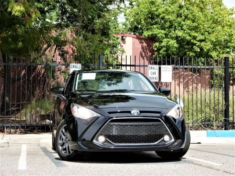 Toyota Yaris Sedan 2019 price $18,600