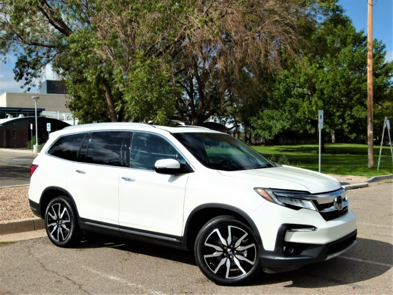 Honda Pilot 2019 price $44,000