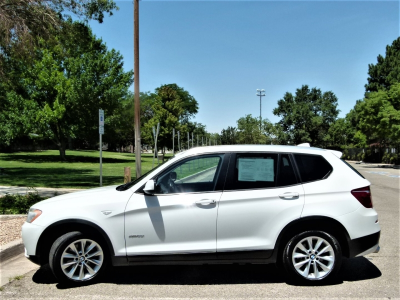 BMW X3 2013 price $11,500
