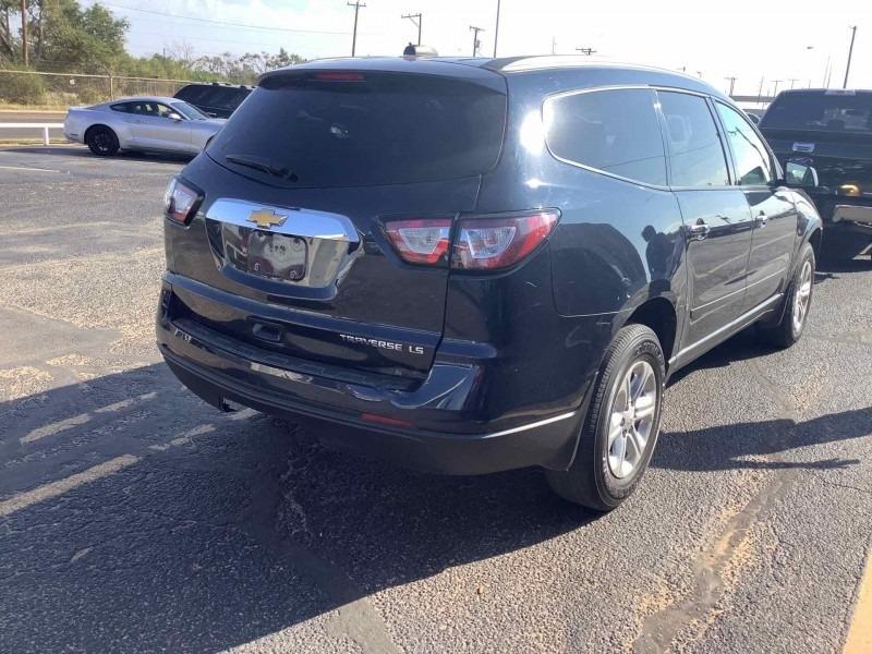 Chevrolet Traverse 2016 price $13,000
