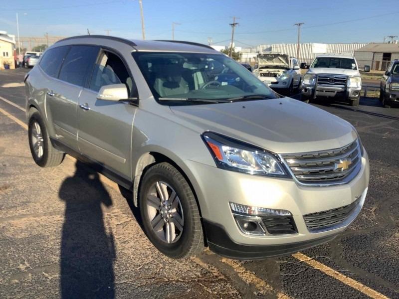 Chevrolet Traverse 2017 price $23,300