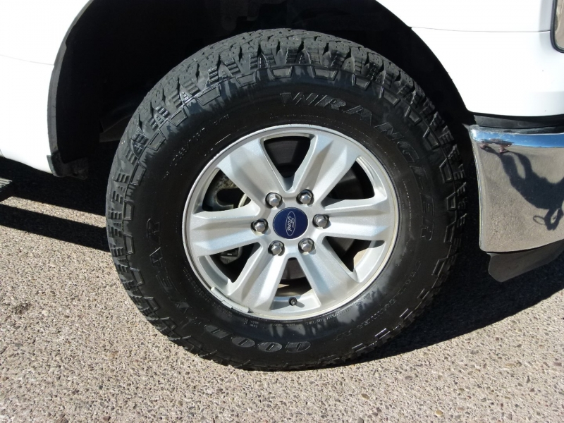 Ford F-150 2016 price $33,300