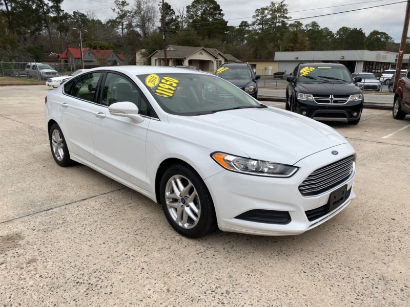 FORD FUSION 2016 price $11,950