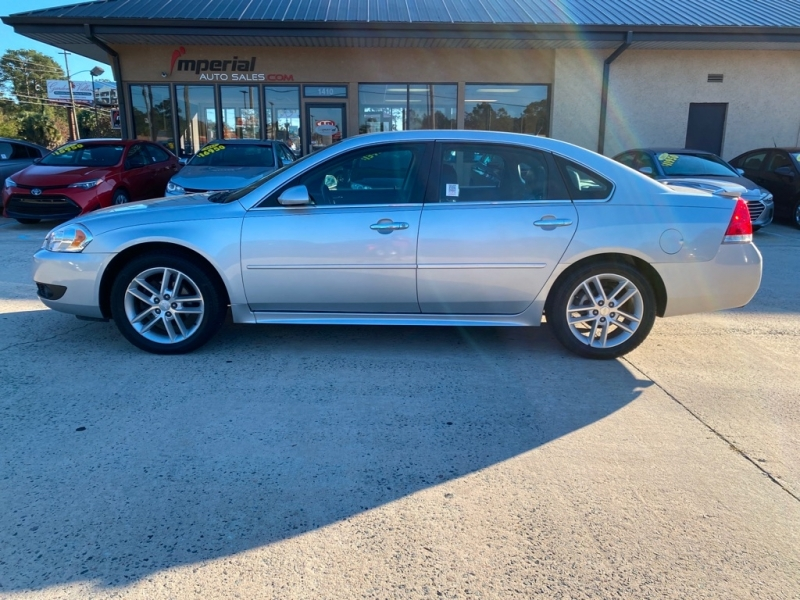 CHEVROLET IMPALA LIMITED 2014 price $10,950