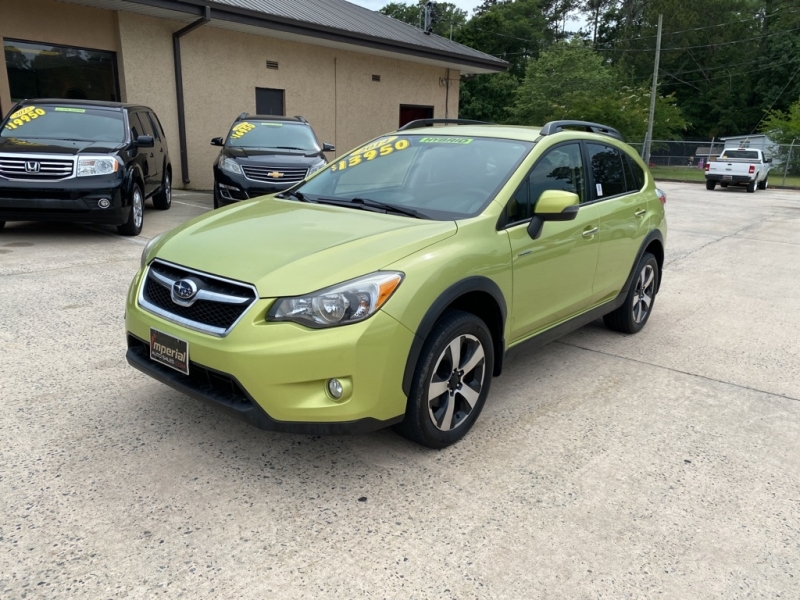 SUBARU XV CROSSTREK 2014 price $13,950