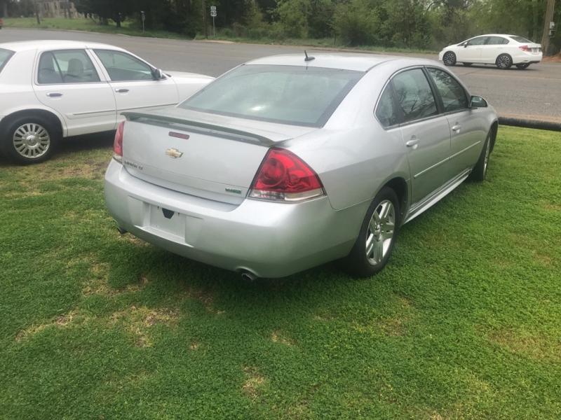 Chevrolet Impala Limited 2014 price $4,500 Cash