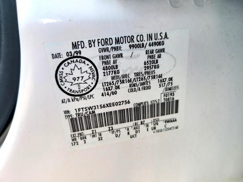Ford Super Duty F-350 SRW 1999 price $16,850
