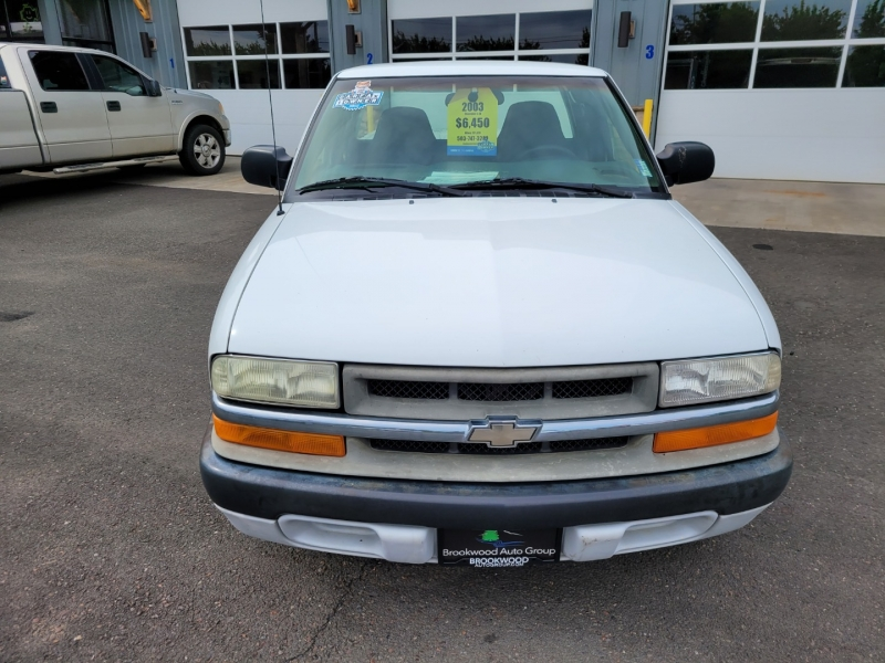 Chevrolet S-10 2003 price $6,450