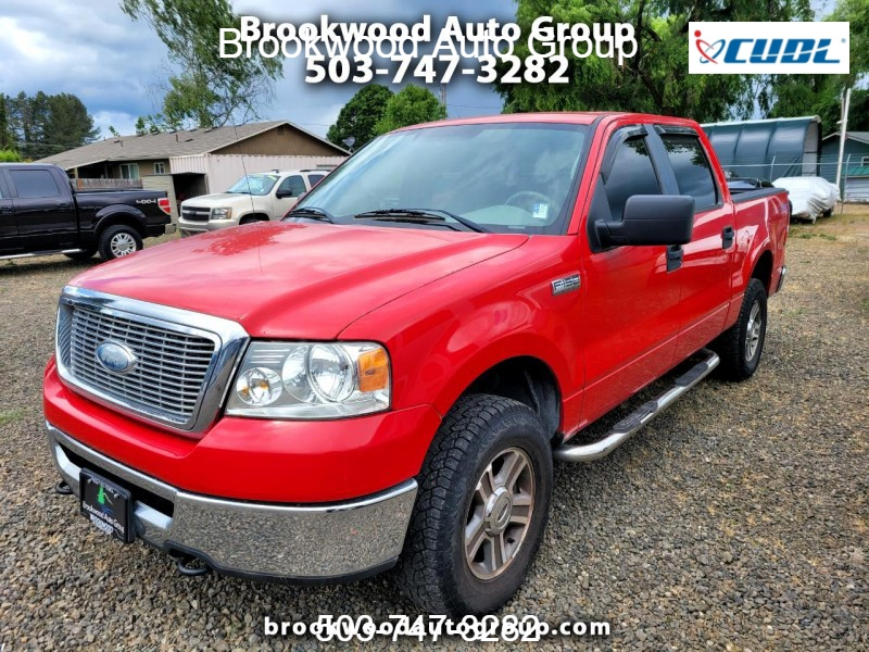 Ford F-150 2007 price $12,850