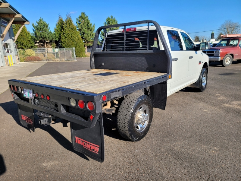 RAM 2500 2012 price $23,900