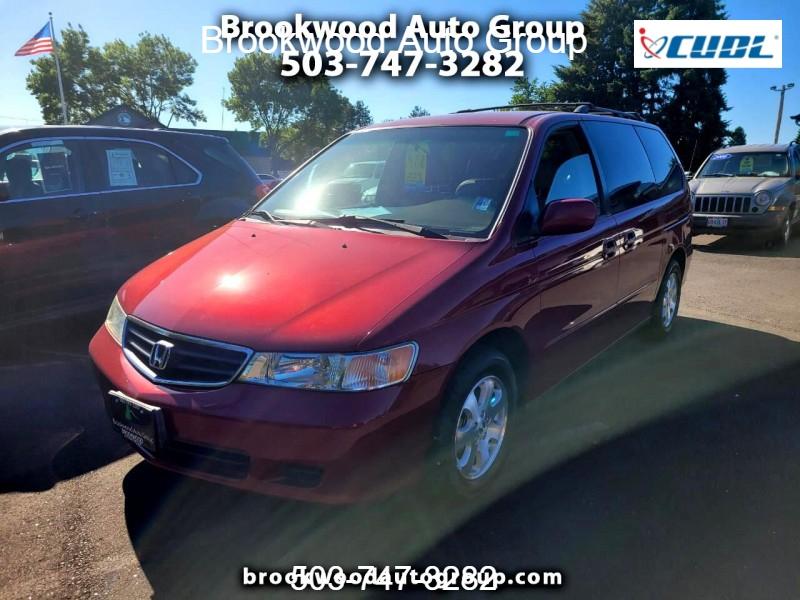 Honda Odyssey 2004 price $5,750