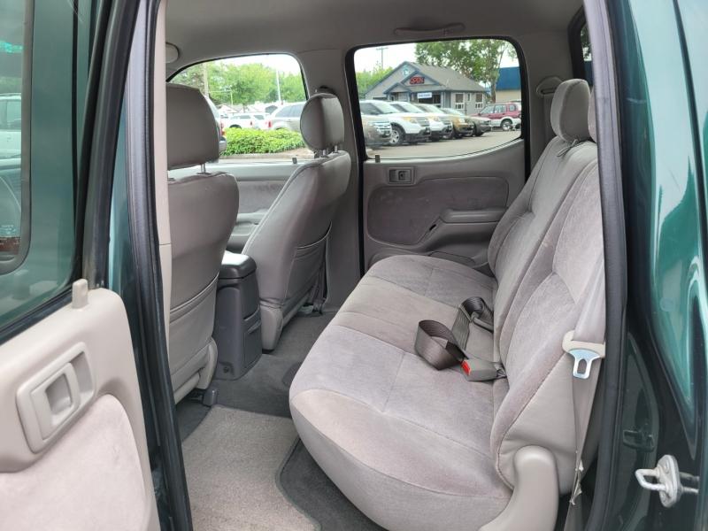 Toyota Tacoma 2002 price $16,750