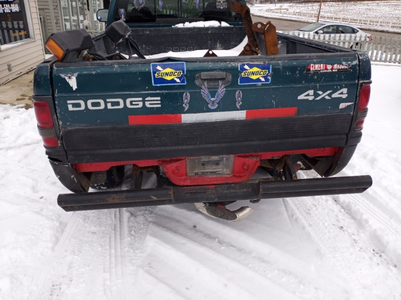 DODGE RAM PICKUP 1500 1999 price $1,595