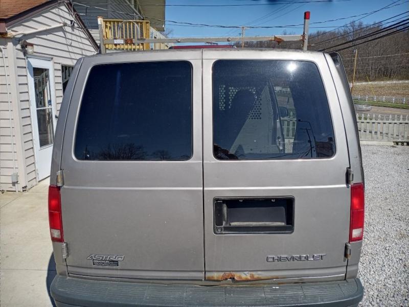 CHEVROLET ASTRO 2004 price $2,195
