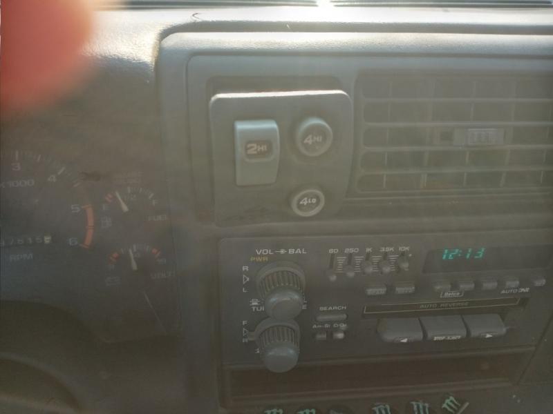 CHEVROLET S TRUCK 1995 price $1,595