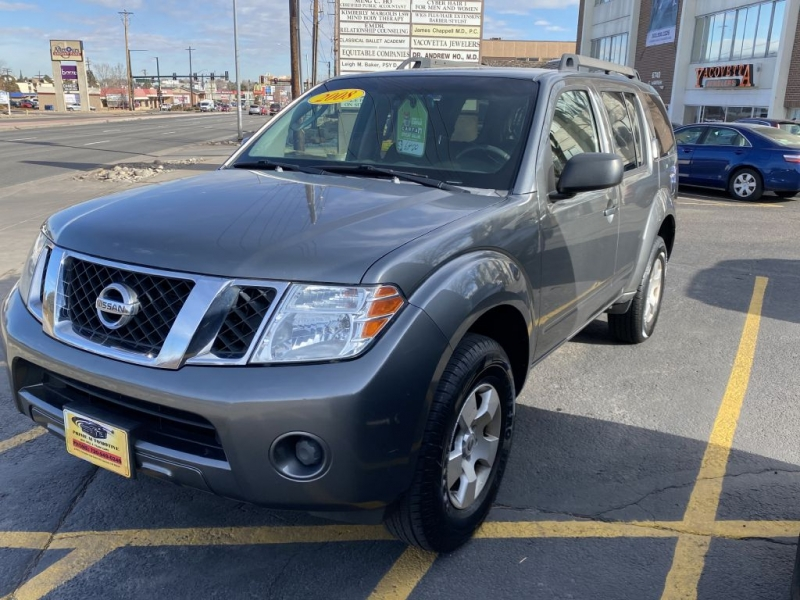 NISSAN PATHFINDER 2008 price $5,900