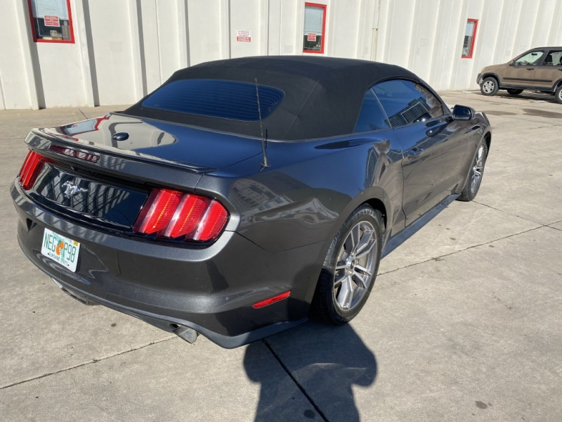 FORD MUSTANG 2017 price $18,500