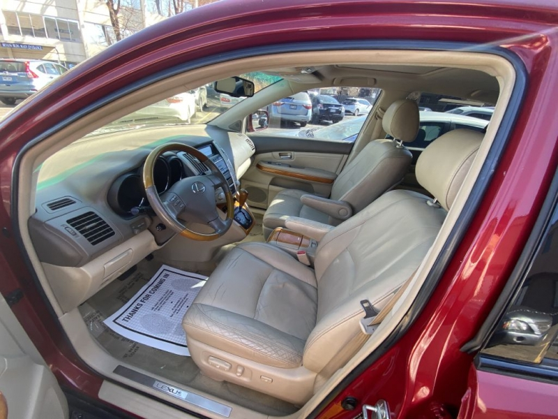 LEXUS RX 2009 price $10,500