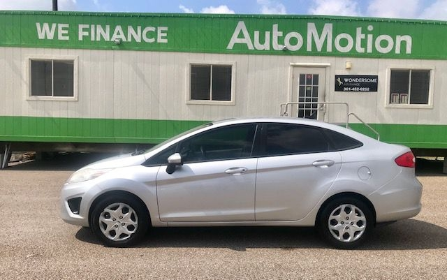 Ford Fiesta 2011 price