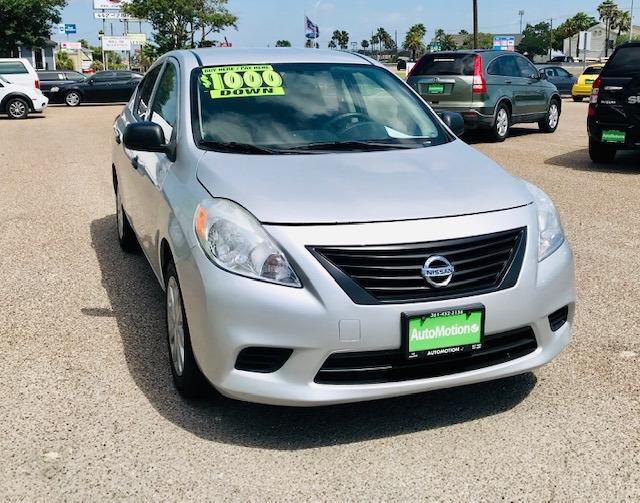 Nissan Versa 2014 price $9995/$1000 Down
