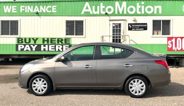 Nissan Versa 2013 price $9495/$900 Down