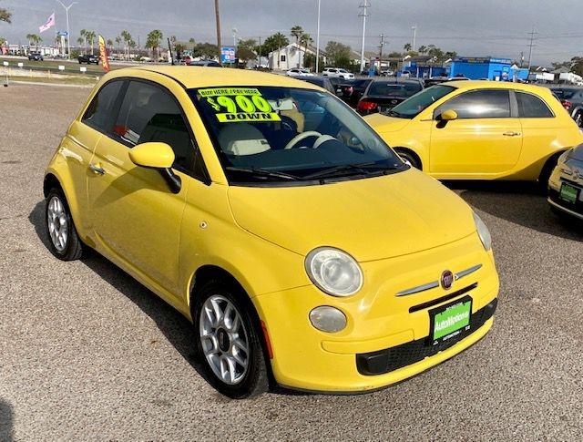 Fiat 500 2012 price $8995/$900 Down