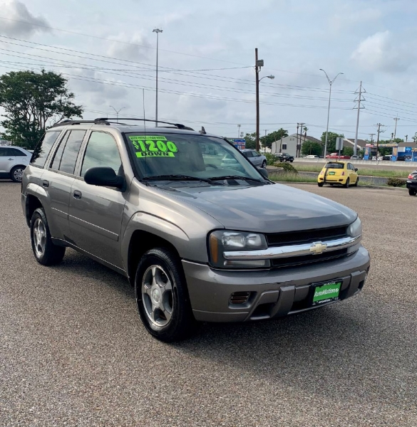 Chevrolet TrailBlazer 2007 price $8495/$900 Down