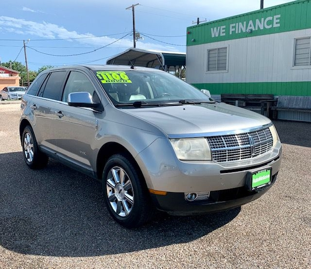Lincoln MKX 2008 price $9495/$1100 Down