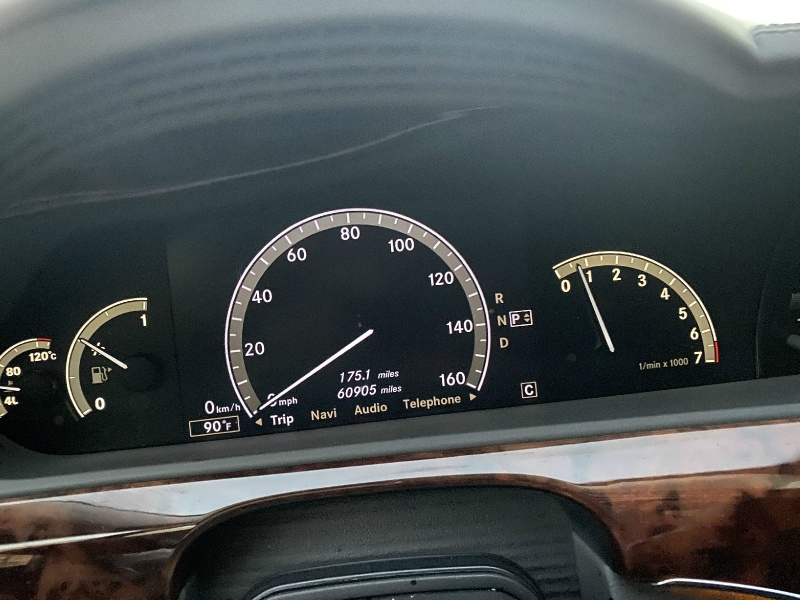 Mercedes-Benz S-Class 2008 price $15,495
