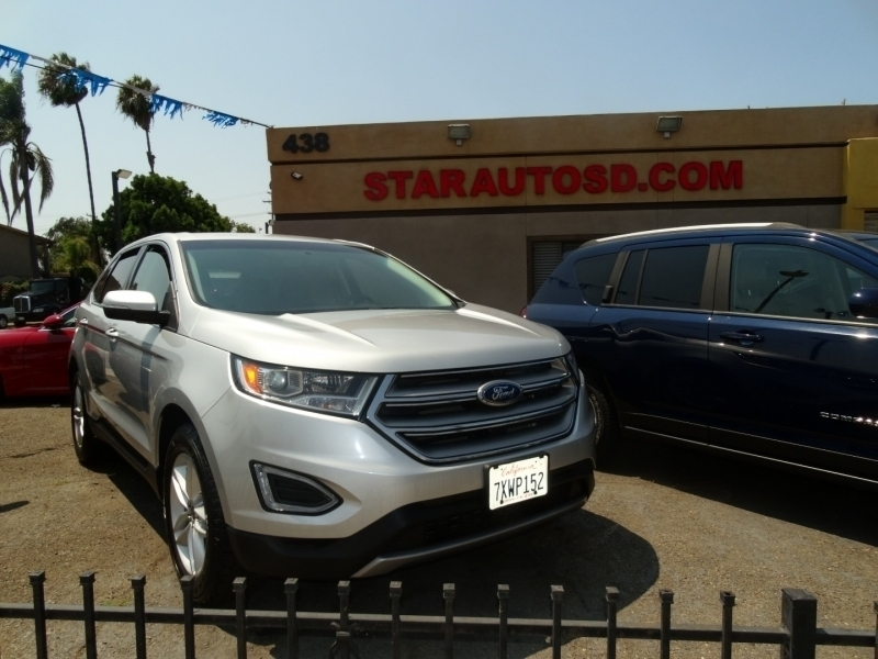 Ford Edge 2017 price $15,900