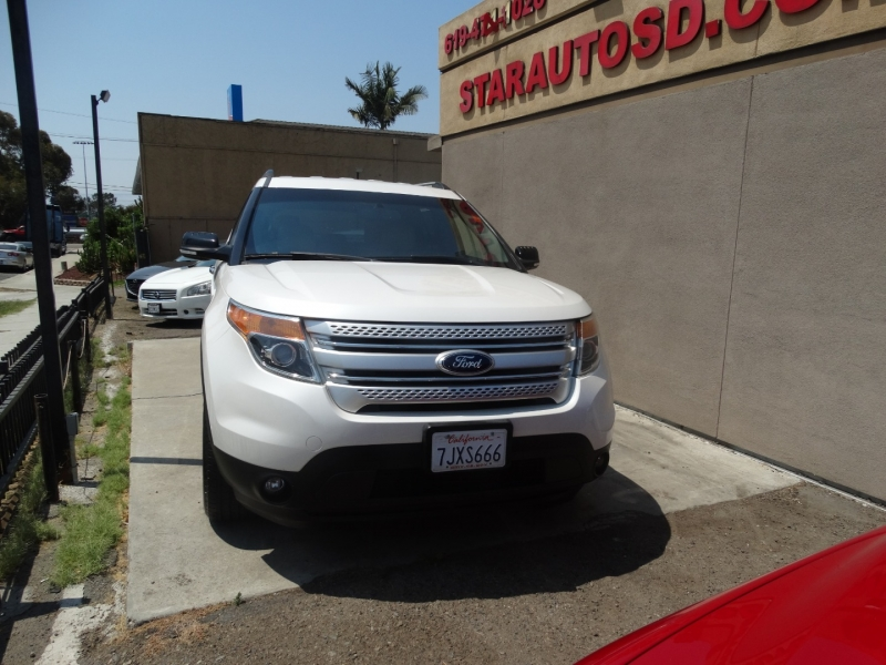 Ford Explorer 2015 price $14,900