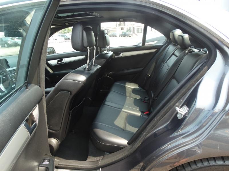 Mercedes-Benz C-Class 2013 price $11,900