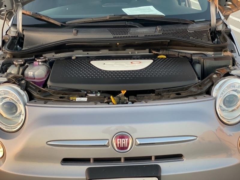 Fiat 500e 2017 price $7,990