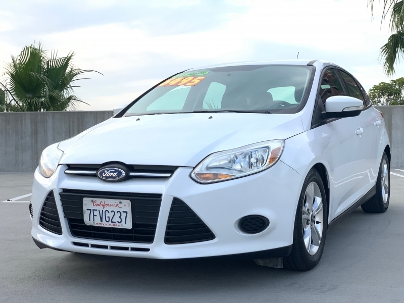 Ford Focus 2014 price $6,495