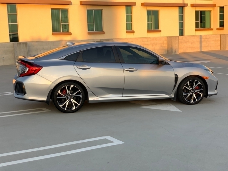 Honda Civic Si Sedan 2018 price $24,995