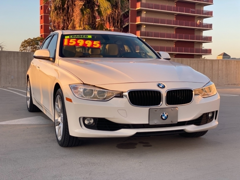 BMW 3-Series 2012 price $15,995