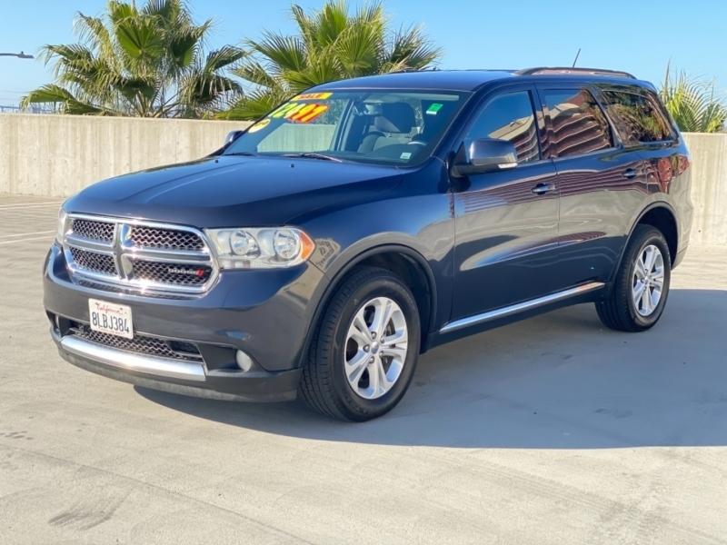 Dodge Durango 2012 price $12,497