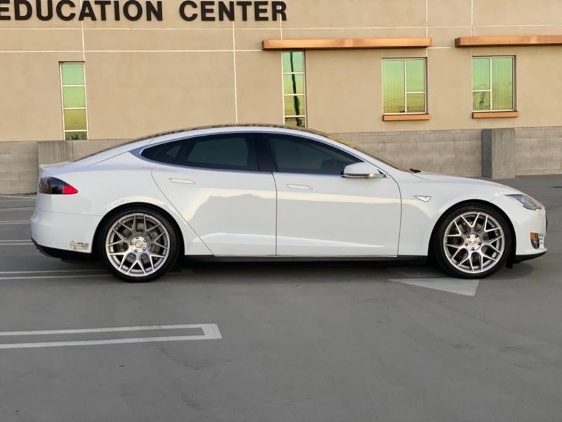Tesla Model S 2014 price $29,990