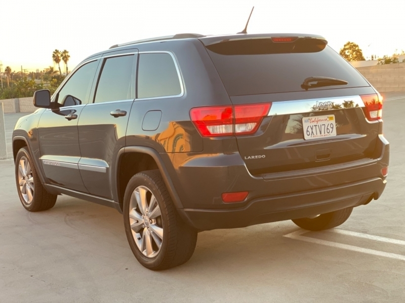 Jeep Grand Cherokee 2012 price $12,990