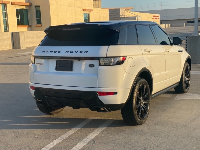 Land Rover Range Rover Evoque 2014 price $21,995